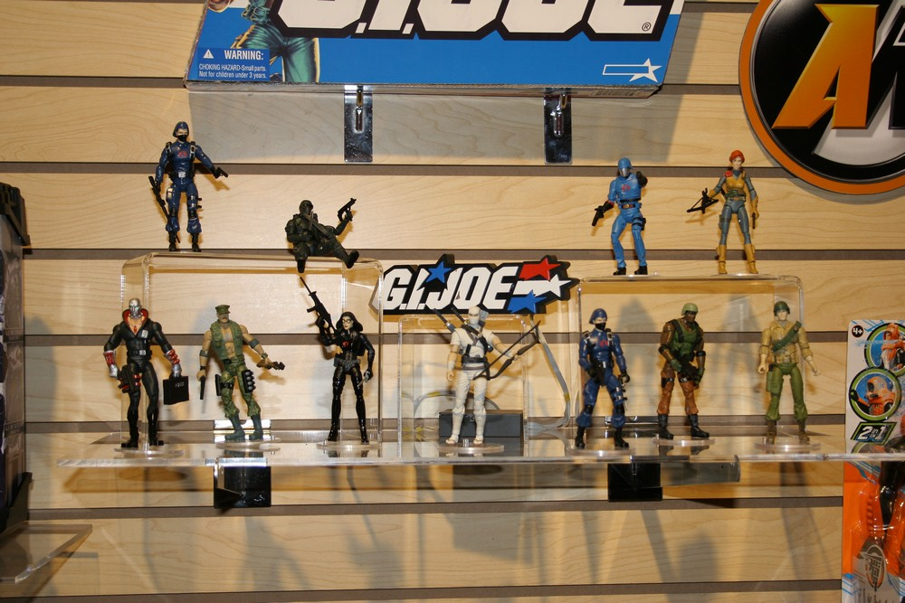 GI Joe Toy Fair 2007 0002