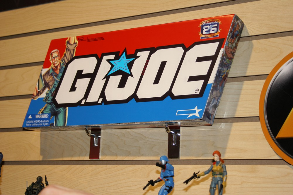 GI Joe Toy Fair 2007 0026